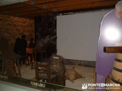 Museo del Vino - Turismo Peñafiel; ruta de senderismo madrid; senderismo en la sierra de madrid
